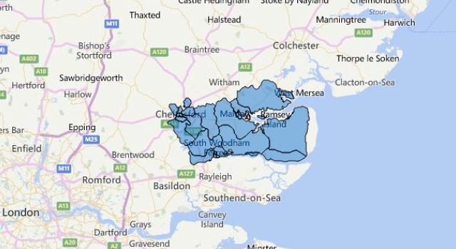 Chelmsford South Thumbnail